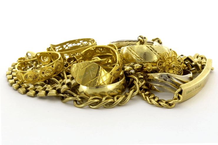 Oud-goud-verkopen